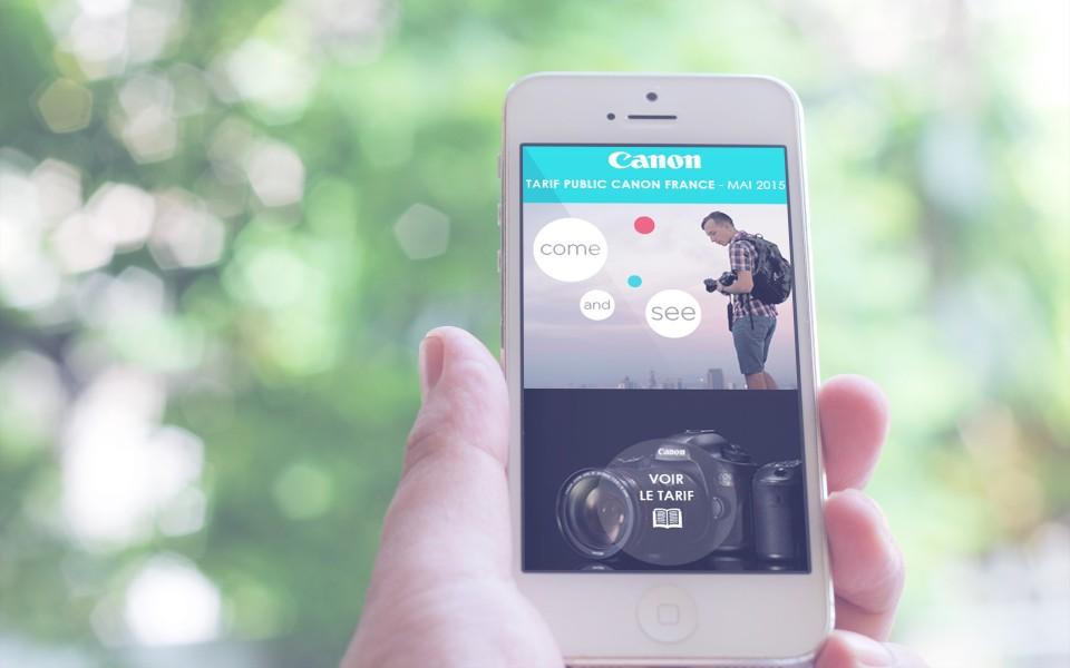 Canon-mobile