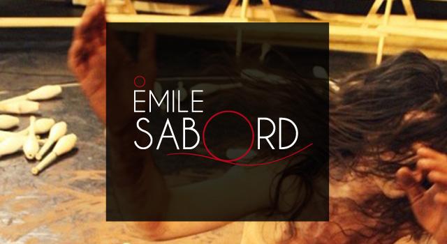 EMILE SABORD Logotype et plaquette
